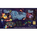 Flicky Spaceships (inglés)