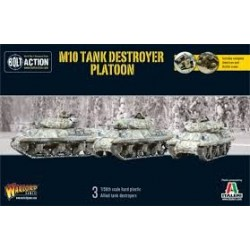 US M10 TANK DESTROYER PLATOON