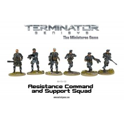 TERMINATOR COMMAND AND SUPPORT