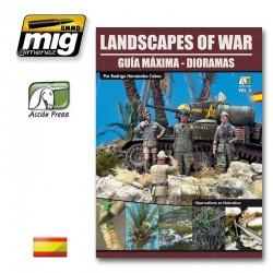 Landscapes Of War. Guía Máxima - Dioramas Vol. 2 Castellano