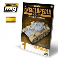 Enciclopedia De Tecnicas De Modelismo De Blindados Vol.1 - Const