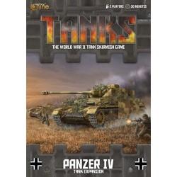 Tanks: Panzer IV