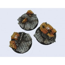 Ruins Bases, Round 32mm (4)