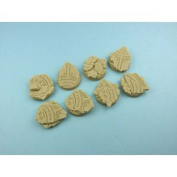 TauCeti Bases, Round 50mm (2)