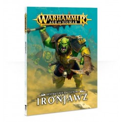 IRONJAWZ DESTRUCTION BATTLETOME: IRONJAWZ