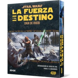 Star Wars: La Fuerza y el Destino Caja de inicio