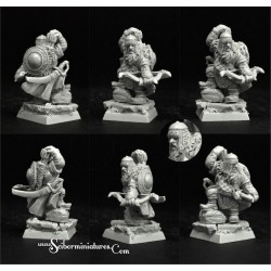 28mm/30mm Polish Dwarf 3