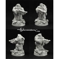 28mm/30mm SF Dwarf Marine 6