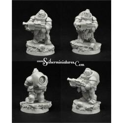 28mm/30mm SF Dwarf Marine 7