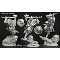 28mm/30mm Dwarves Marines set4 (5)