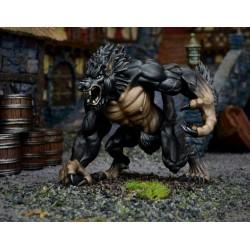 Asgrim Dwarf mini Bust 48mm total height