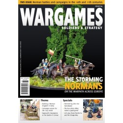 Wargames, Soldiers & Strategy 82. WWII in the desert