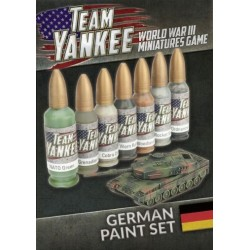 German Paint Set (Team Yankee)