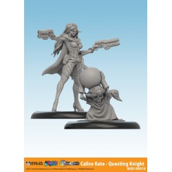 CALICO KATE - QUESTING KNIGHT