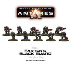 FARTOKS BLACK GUARD (10 MODELS)