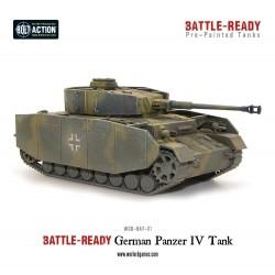 PANZER IV BATTLE READY TANK