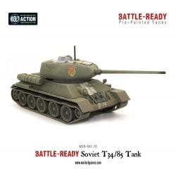 T34 BATTLE READY TANK