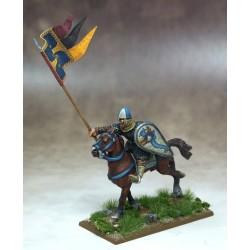 Anglo-Saxon War Banner & Bearer