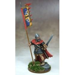 Jomsviking War Banner & Bearer