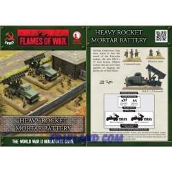 Heavy Rocket Mortar Battery