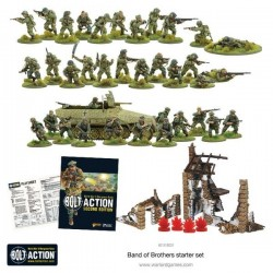 GERMAN KONFLIKT 47 STARTER SET