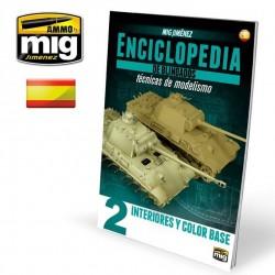 Enciclopedia de Tecnicas de Modelismo de Blindados Vol.2 - Inter