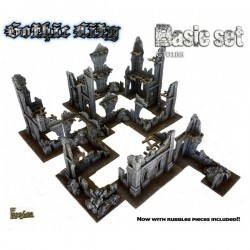 Gothic Buildings Expansion Set