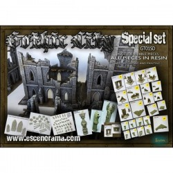 Gothic Buildings Basic Set