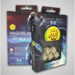HAQQISLAM D20 DICE SET
