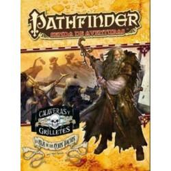 Pathfinder - Calaveras y grilletes 4: la isla de los ojos vacíos