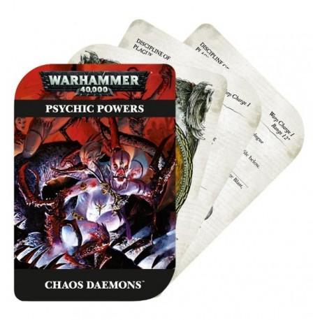 Poderes Psíquicos: Demonios del Caos