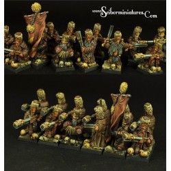 Boyars Regiment 12 miniatures (12)