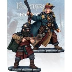 Barbarian Knight & Templar