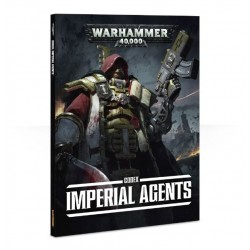 CODEX SUPPLEMENT: IMPERIAL AGENTS