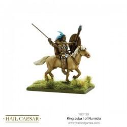 KING JUMBA I OF NUMIDIA