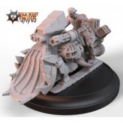 Enlightened Iron Horse (Light Support)