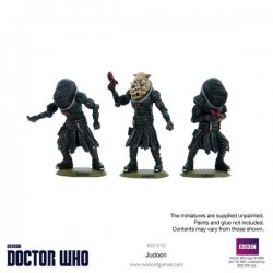 JUDOON 3 FIG SET