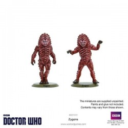 ZYGONS 2 FIG SET