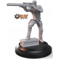 Outlaw Bandit with Sniper Rifle (Light Support)