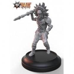 Spirit Priest -3 (Sidekick)