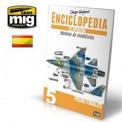 Enciclopedia Tecnicas de Modelismo Aviacion Vol.5 Pasos Finales