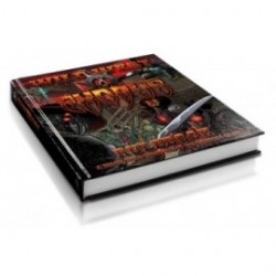 Wild West Exodus Core Rule Book (Hardcover)