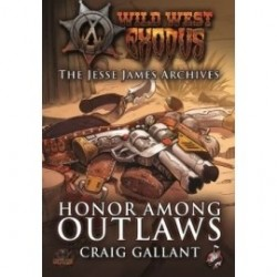 Honor Among Outlaws (The Jesse James Archives)