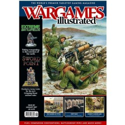 Wargames Illustrated 351