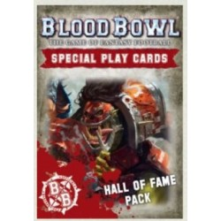 Cartas Especiales de Blood Bowl: Paquete Salón de la Fama
