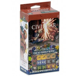 Dice Masters – Civil War - Set de inicio