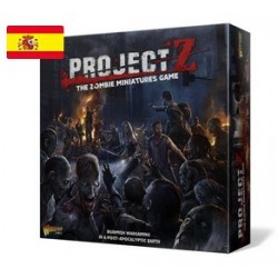 ZOMBIE GAME (SPANISH)