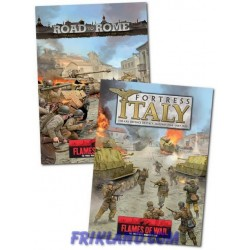 FW406Italycompilation (dos libros de tapa dura)