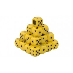 Team Yankee British Dice Set