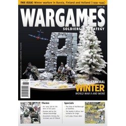 Wargames, Soldiers and Strategy 86. Napoleonic Russia
